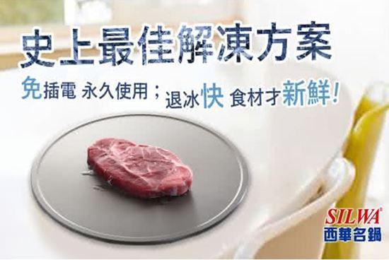 圖片 SILWA極速解凍燒烤兩用盤