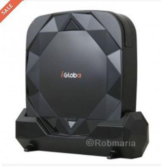 圖片 鎰發實業-IGLOBA Z01鑽石機掃地機器人(贈送聲寶腳底按摩器)