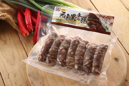 圖片 茗澤-元氣黑香腸 270g/包