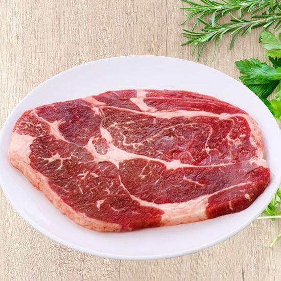 圖片 茗澤-安格斯熟成比臉大牛排 280g/片