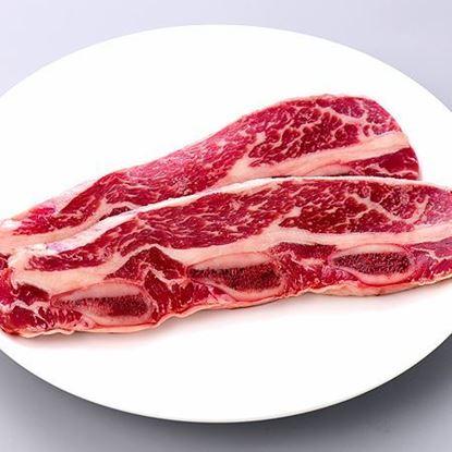 圖片 茗澤-安格斯熟成帶骨牛小排 200g/片
