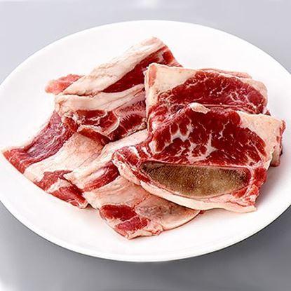 圖片 茗澤-安格斯熟成帶骨燒肉片  200g/包