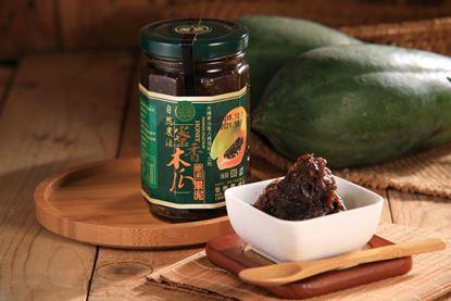 圖片 茗澤-蜜香木瓜酵素果泥 430cc罐裝/禮盒組