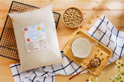 圖片 茗澤-熟豆漿(有糖、無糖) 2kg/包
