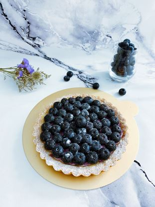 圖片 甜點日常-紫魔幻藍梅塔