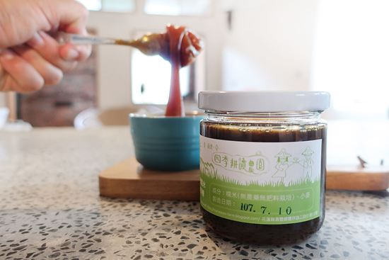 圖片 四季耕讀農園-自然糯米麥芽糖
