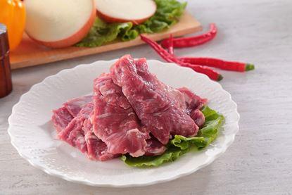 圖片 紐西蘭AA級雪花羊肉片 500g/包