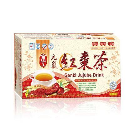 圖片 【京工】元氣紅棗茶(5包/10包/30包)