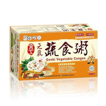 圖片 【京工】元氣蔬食粥(8包/24包)