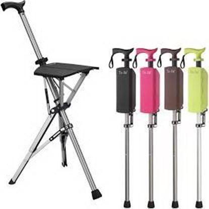 圖片 TA-DA CHAIR 泰達手杖椅 D0122