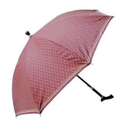 圖片 585*8K五段可調手杖傘四次銀膠傘布