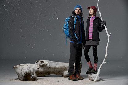 圖片 彈性防風防潑保暖外套(男/女)