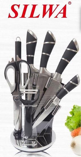 圖片 西華精鍛八件式刀具組